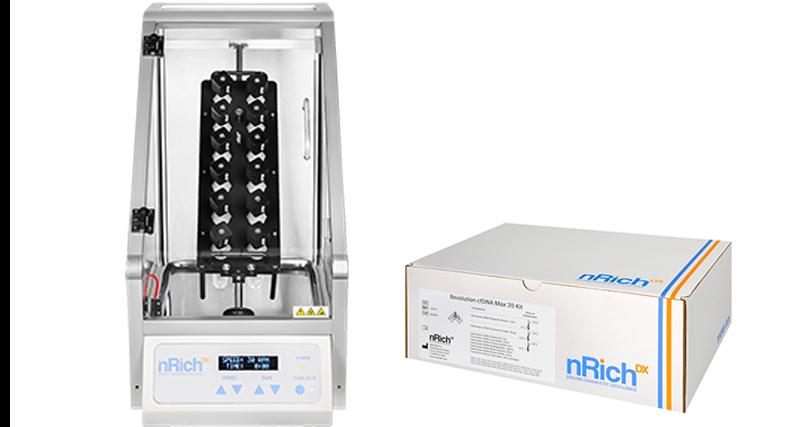 Revolution Processor and cfDNA Kit